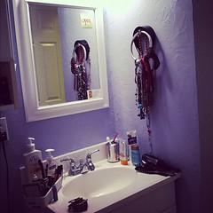 #bathroom #photoadayjune