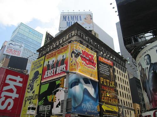 Times Square, New York. Nueva York