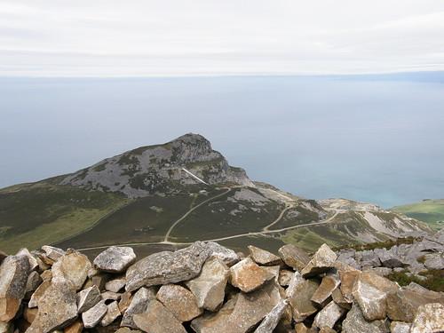 The third peak Garn For