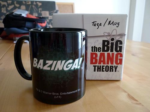 Bazinga! Mug