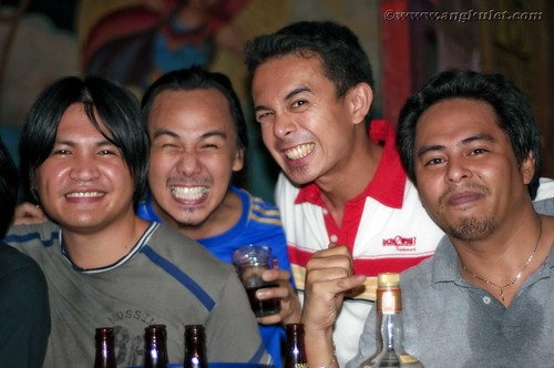 Electric Princess and December Avenue at Freedom Bar