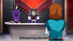 Gundam AGE 3 Episode 38 Kio The Fugitive Youtube Gundam PH (6)