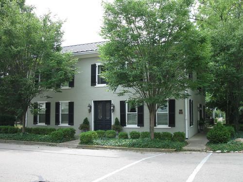 Henry Hildabolt's house