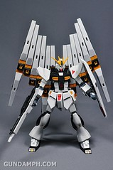 Robot Damashii Nu Gundam & Full Extension Set Review (66)