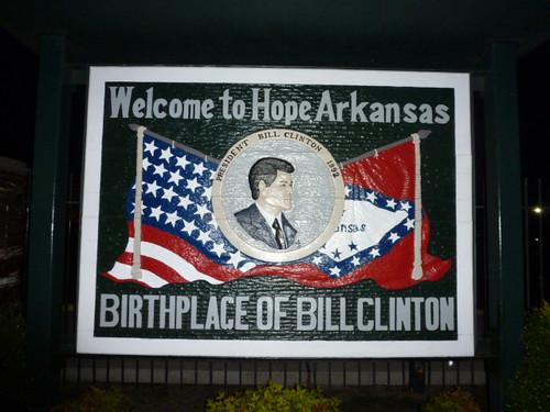 10-7-12 AR 124 - Hope, Clinton Birthplace