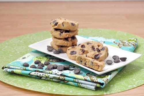 Hazelnutbutter Cookies