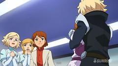 Gundam AGE 4 FX Episode 40 Kio's Resolve, Together with the Gundam Youtube Gundam PH (41)