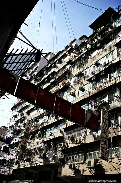 Sham Shui Po Buildings