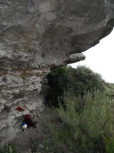 Balma sobre Sant Pere
