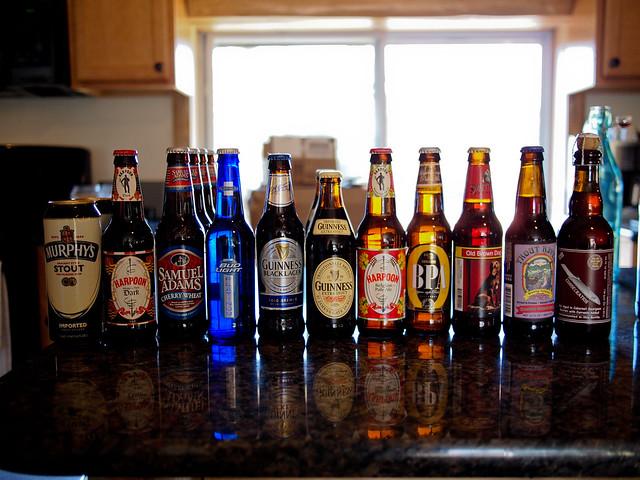 Beer Haul - 3-18-2012