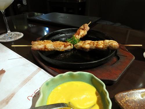 Paiche kushiyaki