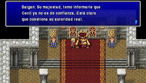 Final Fantasy IV Complete Collection en español