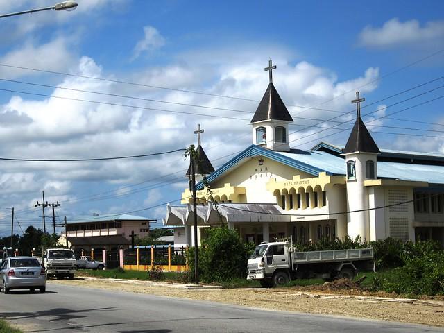 Bintangor Catholic church