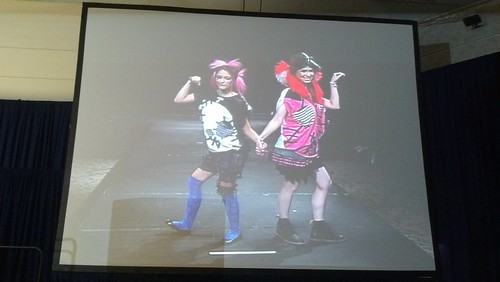 Hangry + Angry Fashion Show at Otakon 2012