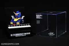 Banpresto RX-178 Mk-II TITANS Head (Bust) Display (18)