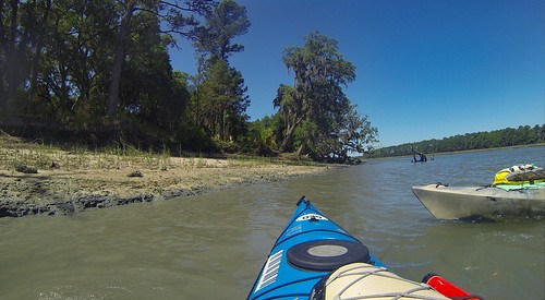 May River Paddling with Lowcountry Unfiltered-119