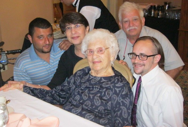 My Family with Nana