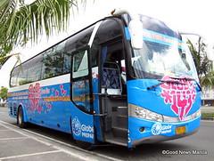 Globe Love Bus Goes to Batangas & La Union