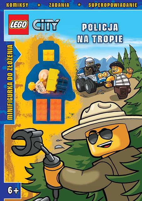 LEGO® City. Policja na tropie