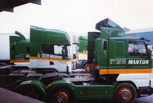 18 - Mantons Scania's