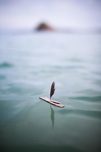 Herm stick boat