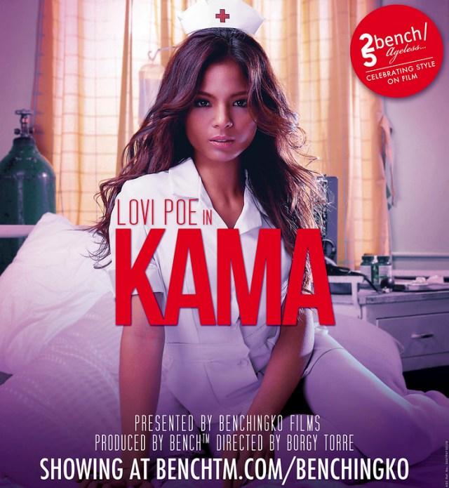 4 Benchingko KAMA