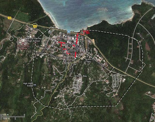 Map Of SAB2