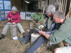 scythe peening workshop