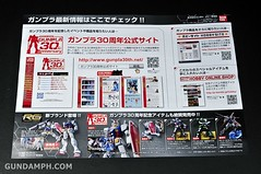 ANA RX-78-2 Gundam HG 144 G30th Limited Kit  OOTB Unboxing Review (26)