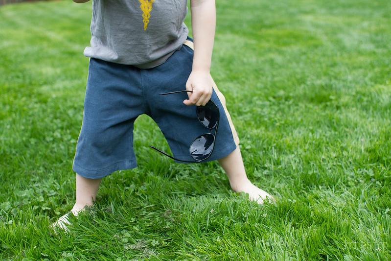 postman shorts