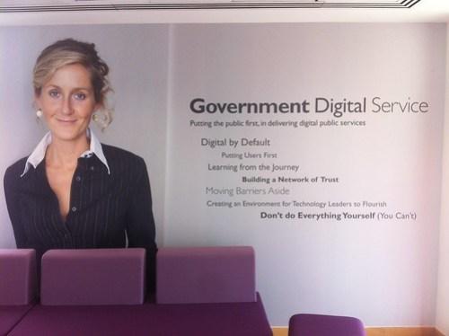 The 7 GDS digital principles