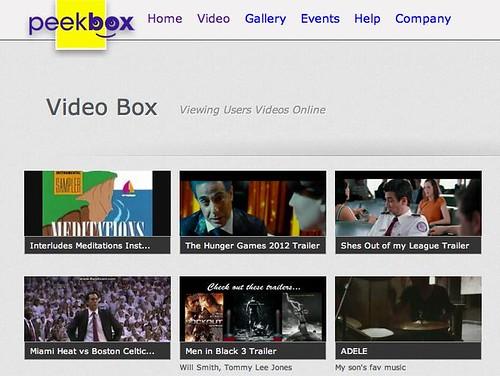 peekbox
