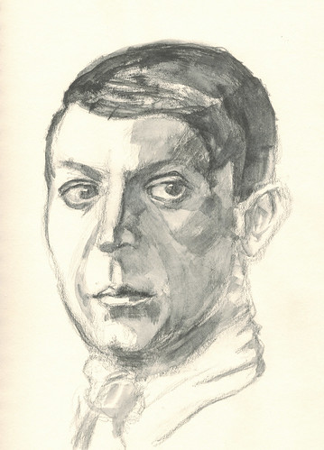 Study of a Portrait by husdant