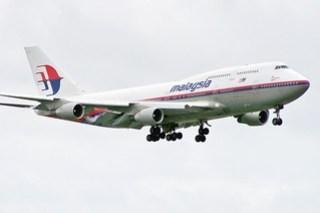 9M-MPL Boeing 747-400 MAS