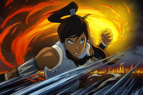 Avatar, The Legend of Korra: La Reencarnacion de Aang