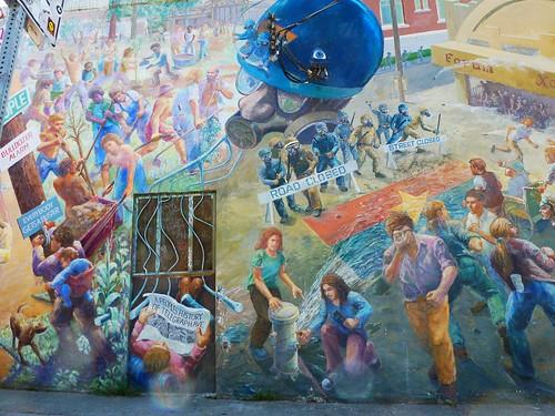 A People's History of Berkeley by dyannaanfang