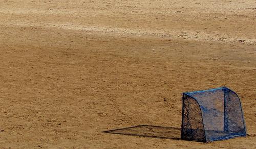 Goal Awaits Game - Essaouira, Morocco