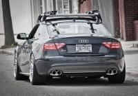 Audi S5 Ski Racks