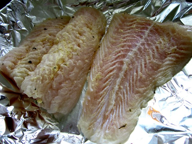 STP's baked fish 1