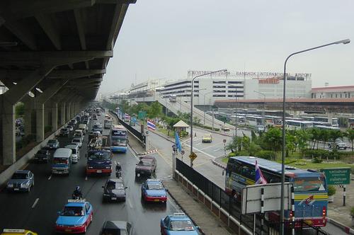 [曼谷]Don Mueang International Airport 曼谷舊機場 – 交通手冊 | 孤傲的王子 sQuall's cuisine
