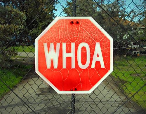 I Command you to WHOA !!!