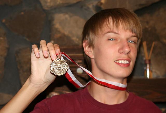 Medalist