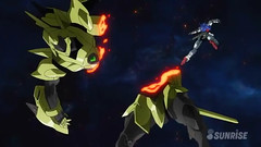 Gundam AGE 2 Episode 27 I Saw a Red Sun Screenshots Youtube Gundam PH (26)