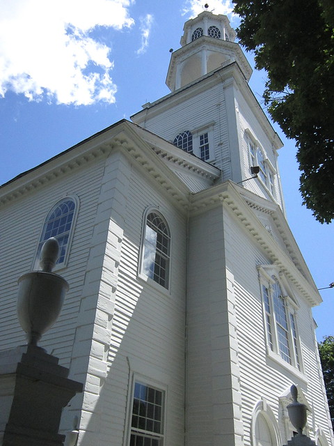 Old First Church