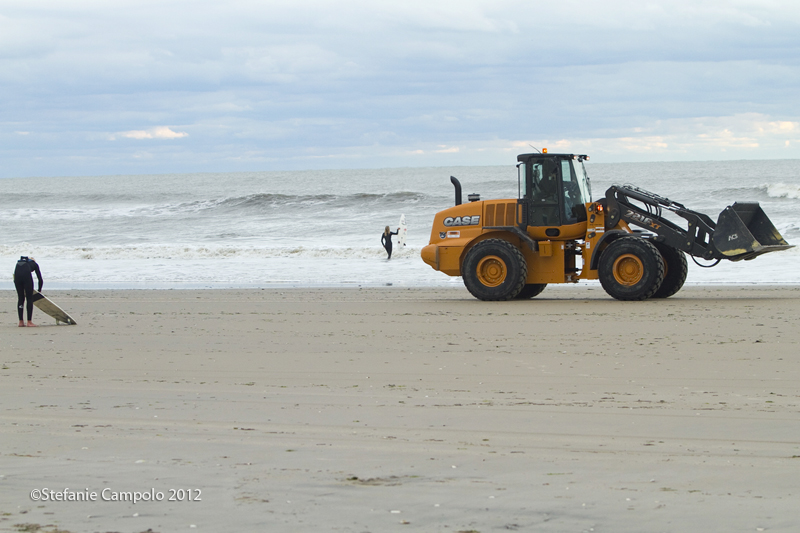Downbeach after Sandy
