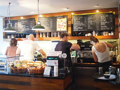 The Black Lab Coffee, Clapham Common South Side