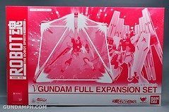 Robot Damashii Nu Gundam & Full Extension Set Review (4)