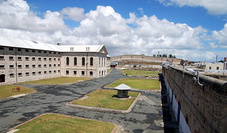 Fremantle Prison by simmogem, on Flickr