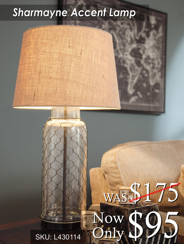 Sharmayne Accent Lamp