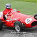 AUGP12-FRI-0013 - Ferrari Tipo 500 ex- F1 World Champion 1952 , Alberto Ascari , Tony Gaze - Kevin Wheatcroft - 2012 F1 Australian Grand Prix - Historic Events